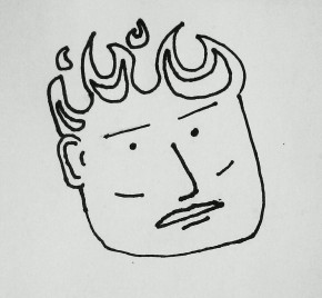 Fire Head Guy
